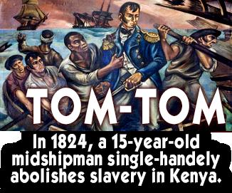 Tom Tom th
